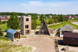BouwExpo Tiny Housing, organized by The City of Almere, The Netherlands, project manager Jacqueline Tellinga
